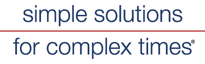 Simple Solutions for Complex Times