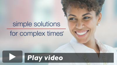 Business Insurance - simple solutions for complex times
